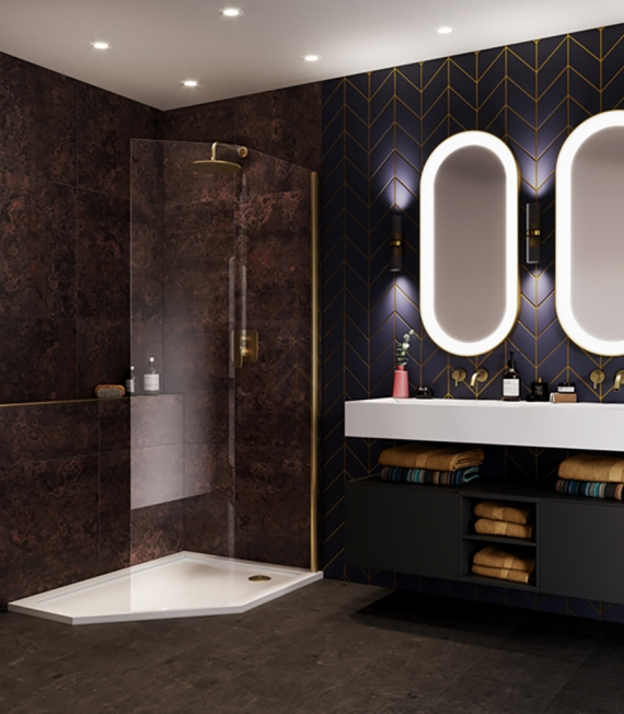 Aqata Joins Iconic Shower Brand Aqualux