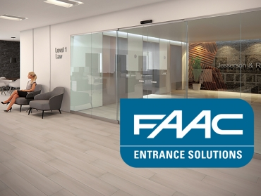 FAAC Group Acquire ASSA ABLOY's Automatic Pedestrian Door Business