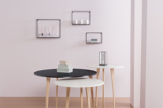 Polyrey's Monochrom Vibration collection delivers timeless elegance