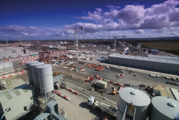 Visqueen and SIG protect Hinkley Point workers from ground gases