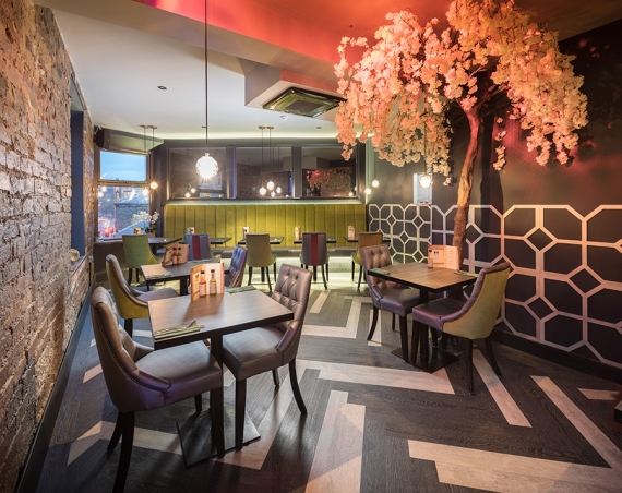 Altro Ensemble brings design freedom to new Mexican restaurant