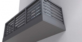 Introducing AliClad, the Non-Combustible Aluminium Balcony Soffit Cladding System
