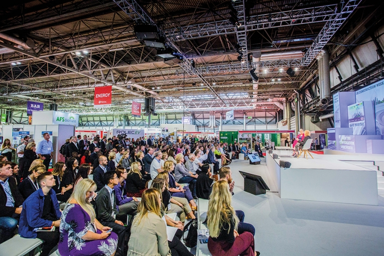 UK Construction Week returns for 2019