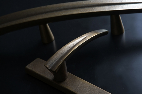 New handle website offers door jewellery for the contemporary home