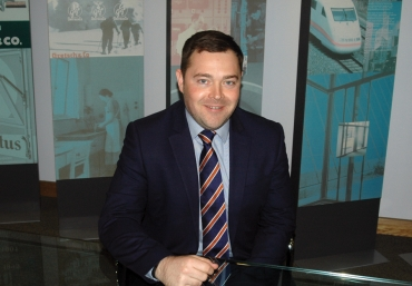 Rodger Allan joins GEZE UK's automatic sales team