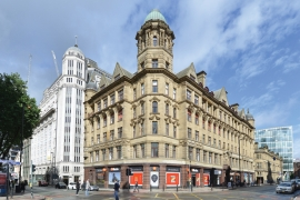 196 Deansgate, Manchester Adopts Under Floor Air Conditioning
