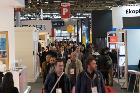 The future of construction unveiled at BATIMAT 2019