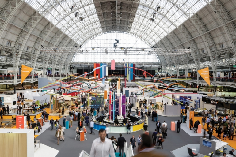 100% Design returns to Olympia, London