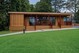 The Benefits of Using Timber for Leisure Buildings