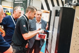 Rebuilding knowledge at UK Construction Week