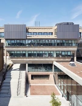 David Attenborough building takes home three Cambridge Design and Construction Awards