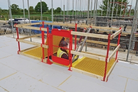 James Jones Timber Systems Division forms partnership with Ockwells to offer stairwell protection systems to UK housebuilders