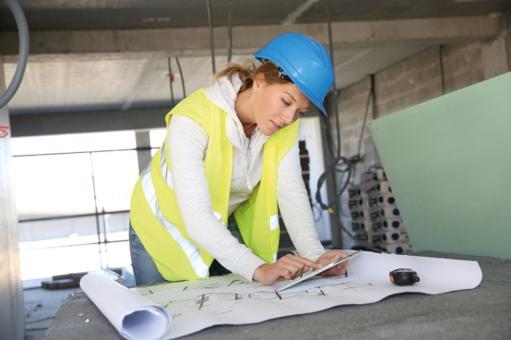 Removing the gender imbalance in construction