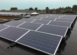 Funding your flat roof solar PV project