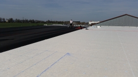 The new dimension in mechanically fixing roofing membranes