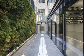 gpad completes stylish Old Street office redevelopment