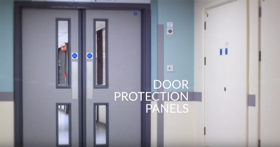 Yeoman Shield Protection Products used for Sheffield Northern General Hospital Refurbishment