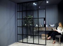 Sliding version of Crittall InnerVision steel screens launched