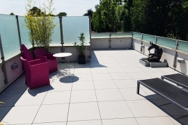 Refresh Outdoors Spaces with 20mm Porcelain Paving Tiles
