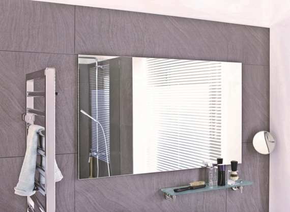 Next Generation Mirror Provides Healthy Eco-friendly Option