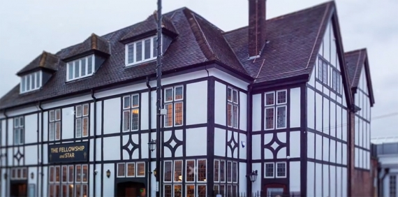 Selectaglaze Installs Noise Reducing Secondary Glazing for Grade II Listed Fellowship Inn
